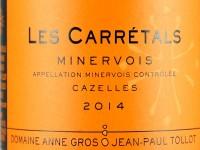 Minervois Les Carrétals 2014