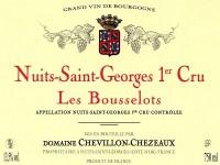 Nuits-Saint-Georges 1er Cru Les Bousselots 2014
